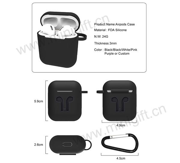 CP-190088-For Airpod Cover