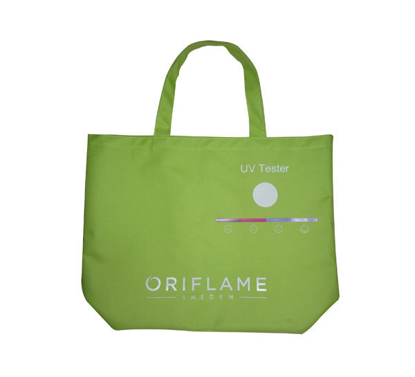 07010901 UV shopping bag